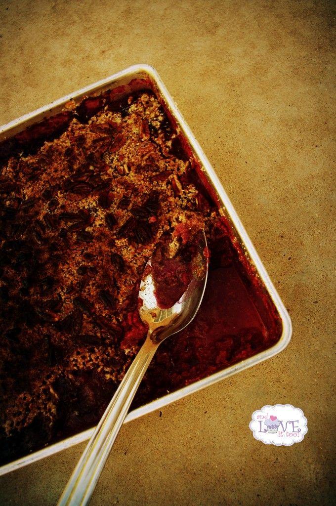 Fruit-Sweetened Grain-Free Vegan Cobbler: Vegans Berries, Free Vegans, Cobbler Vegans, Vegans Fruit, Paleo Vegans, Vegans Cobbler, Grains Fre Vegans, Vegans Sugarfre, Foods Juicing Smoothies Vegans