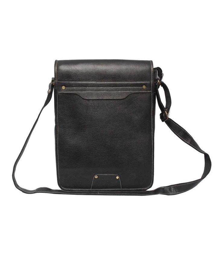 Loved it: Comfort Adjustable Black Leather 13 inch Laptop Messenger Bags, http://www.snapdeal.com/product/comfort-adjustable-black-leather-13/769173177