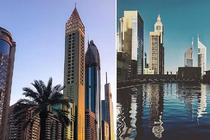 New tallest hotel in the world: Dubai's Gevora