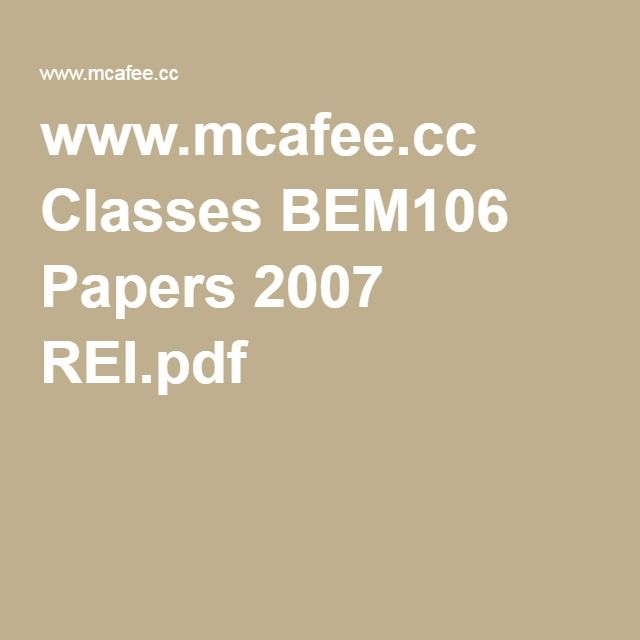 8 best aperitive petreceri copii images on pinterest candy bars mcafee classes bem106 papers 2007 reipdf fandeluxe Choice Image