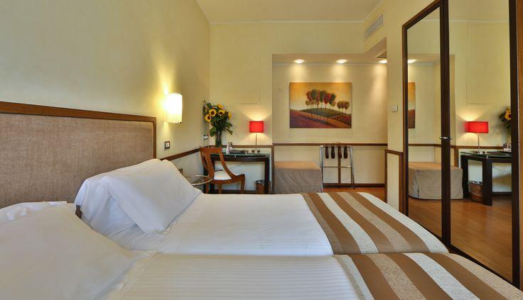 Camera del BEST WESTERN Hotel Piccadilly #Roma #room #camera #hotel #design