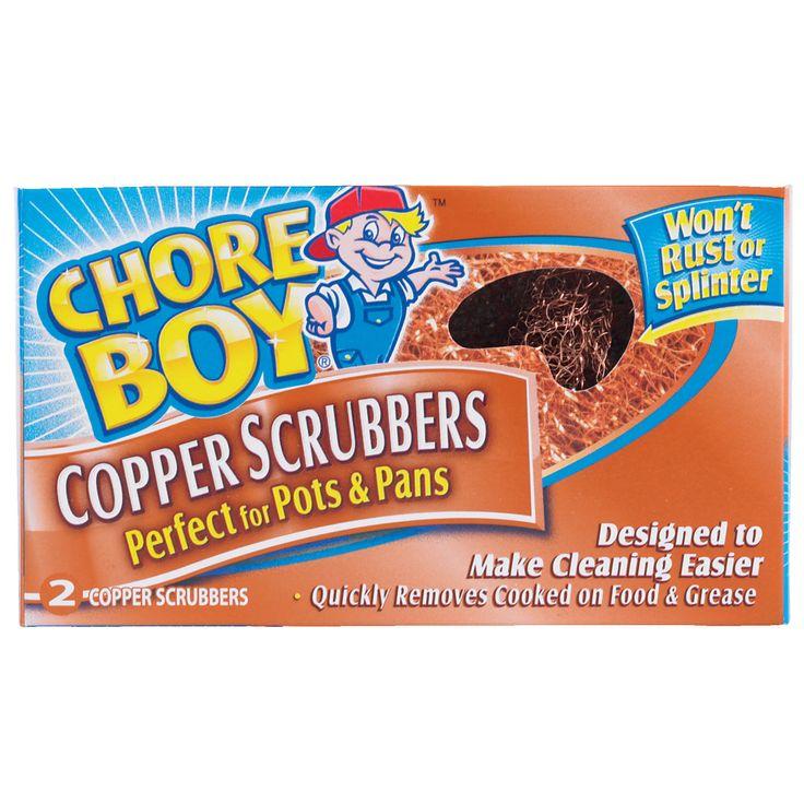 Chore Boy 00215 2CT