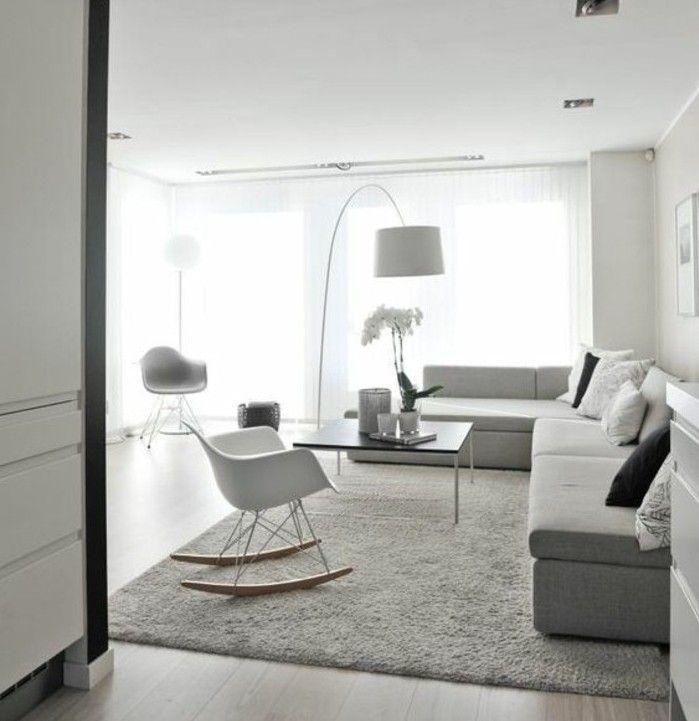 Wohnzimmer Streichen Grau