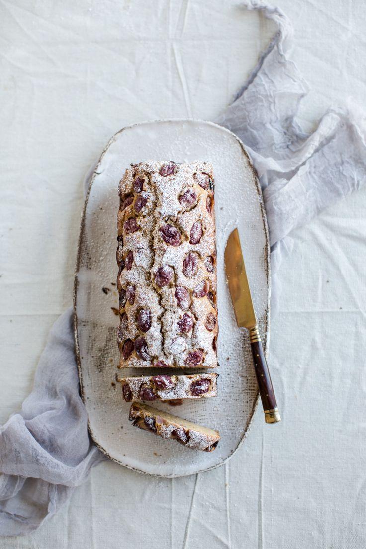 Caramel Grape Pound Cake