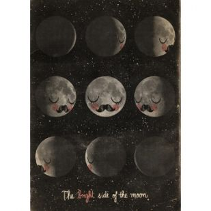 Plakat The Bright Side of the Moon