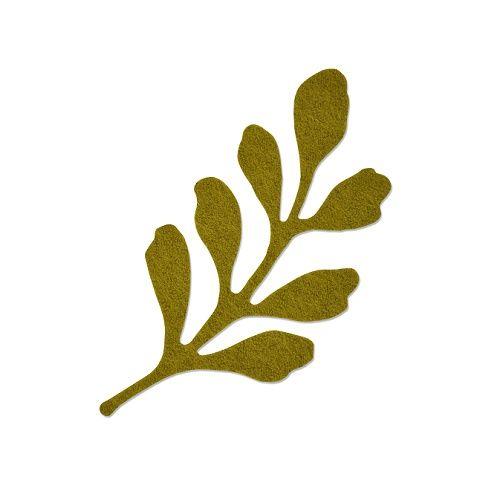 Cutting Edge Crafts, Craft Supplies, UK - **NEW** Sizzix Bigz™ Die - Woodland Foliage by Samantha Barnett® **NEW** Sizzix Bigz™ Die - Woodland Foliage by Samantha Barnett®