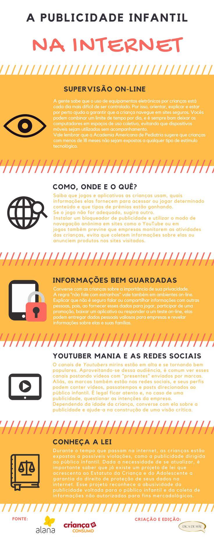Cuidado com a publicidade infantil na internet | Dica de Mãe