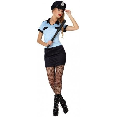 Déguisement Policière / Flic / Policewoman