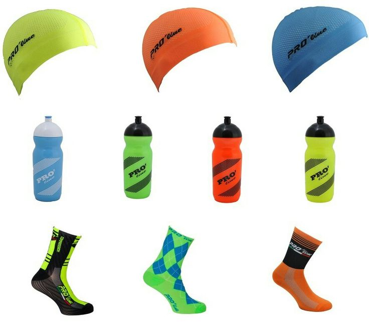 Caps/Bottles/Socks