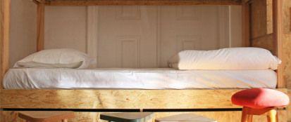 The Independente Hostel, luxo e irreverência no conceito. #lisboa #turismo