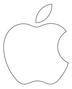 pomme apple logo fcm - www.ameliefrancois.fr