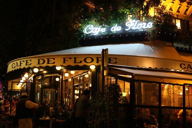 Where to have a coffee in Paris? at the Café de Flore!