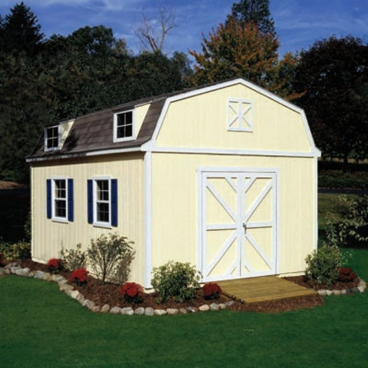 51 best Sheds! images on Pinterest | Sheds, Shed and Barn