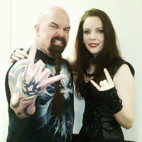 Kerry King & Livia Zita