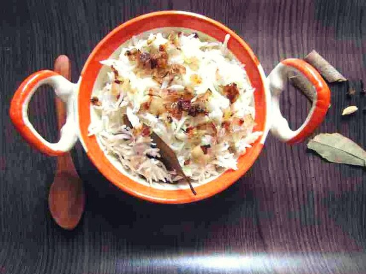 How to make Ghee Rice (spice-flavored Basmati Rice) Recipe… Looking for an easy recipe to go with a rich gravy – either veg or non-veg, this ghee rice goes well with both. Weekends are …