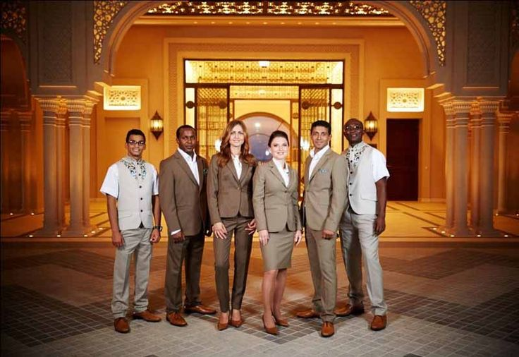 34 best images about hospitality uniforms on pinterest for Spa uniform suppliers south africa