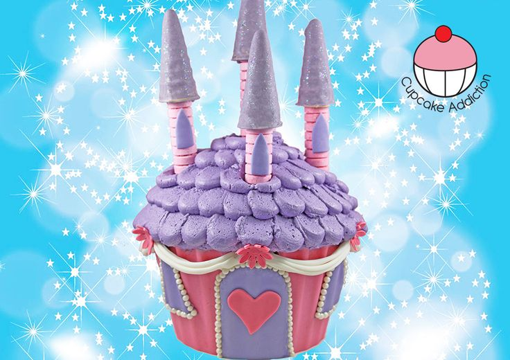 Image result for big top cupcake ideas castle