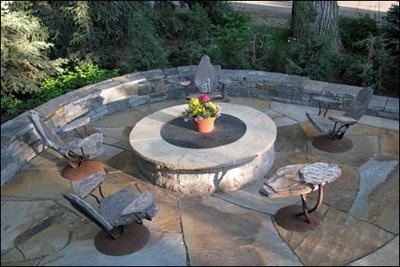 1000 Images About Fire Pit Patios On Pinterest Ikea