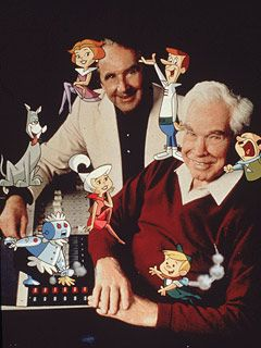 Hanna Barbera and the Jetsons