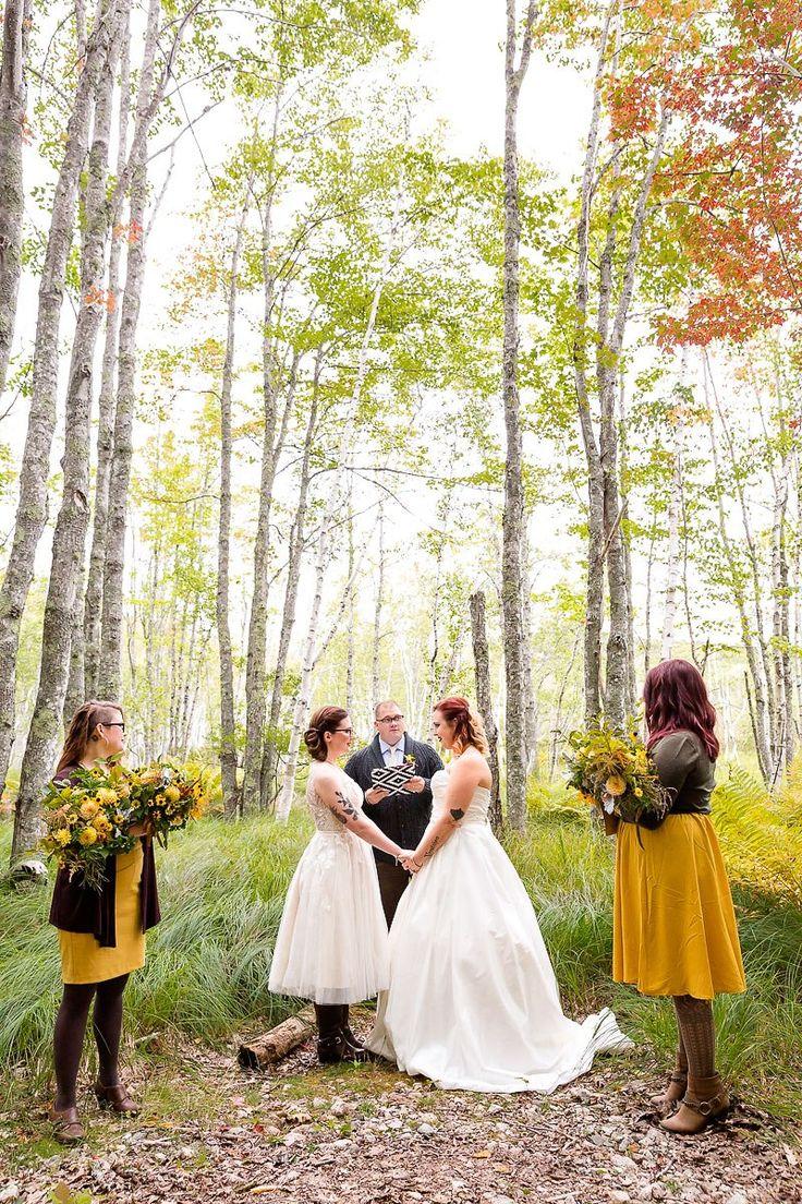 65 best Lesbian Weddings images on Pinterest | Lesbian wedding ...