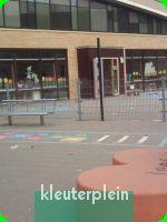 Floor en Deveny het Schoolplein