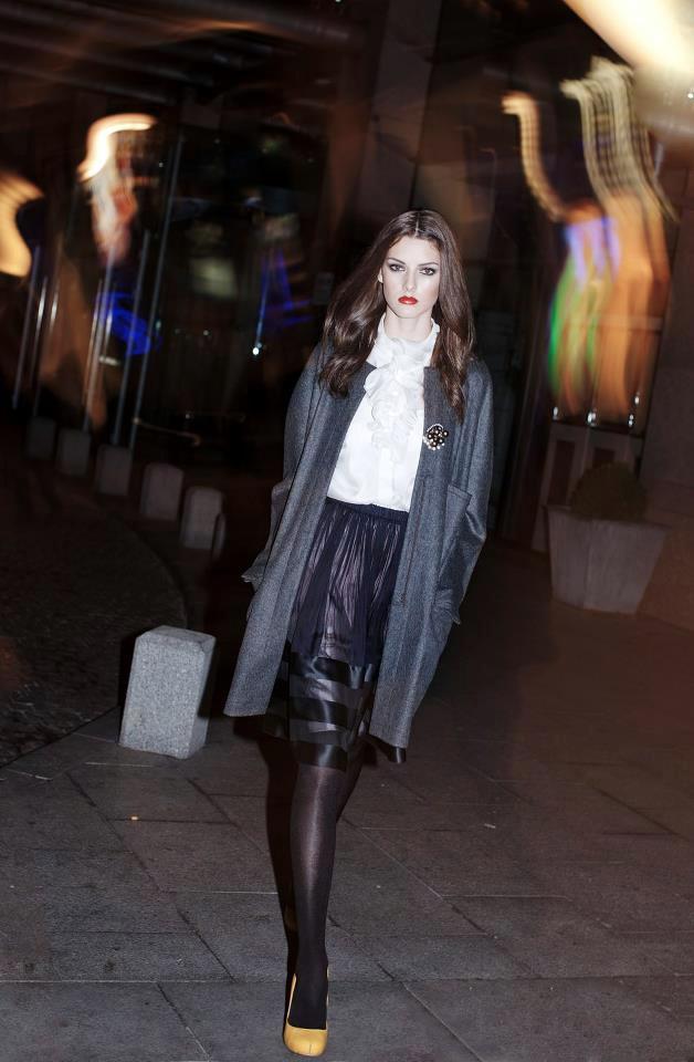 The New young Romanian Fashion Model - Marie Damian