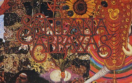 Santana Album Covers Abraxas Santana S Abraxas Album