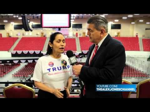 Respect!   Trump's Famous Colombian Supporter is an Infowarrior  https://youtu.be/mydyvwdX80Q