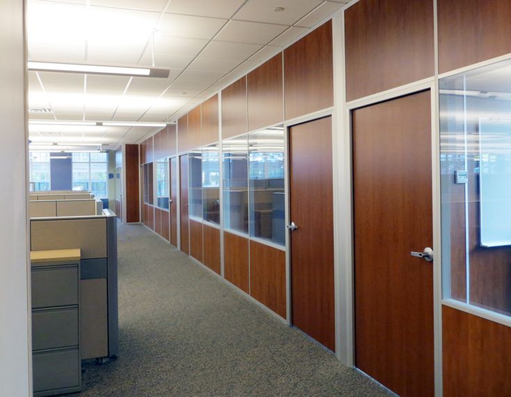Nxtwall sustainable demountable removable office Interior glass partition systems