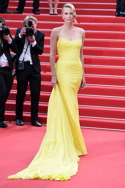 Cannes 2015 - Charlize Theron in Dior Couture