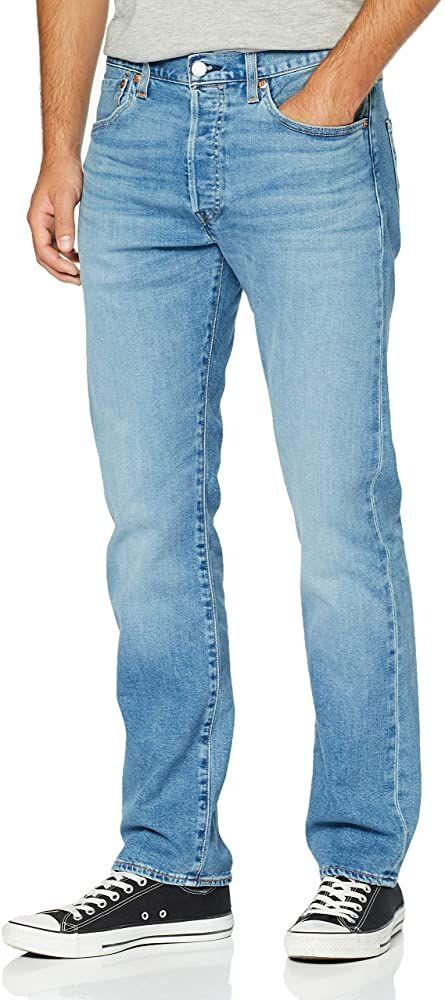 Levi's 501 Fit Jeans Pantalón vaquero para hombre con ...