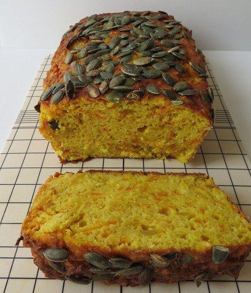 Cake lentilles corail