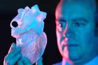 3D printing brings Da Vinci's anatomical drawings to life
