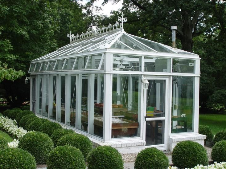 407 best Glass Houses images on Pinterest | Green houses ...