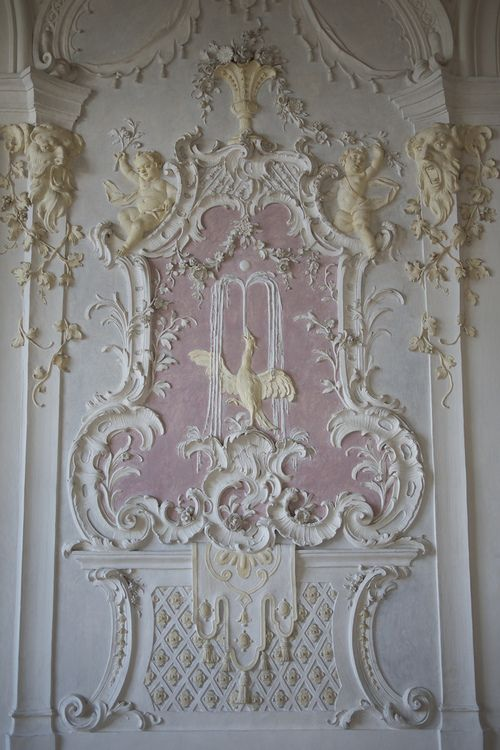 562 best images about baroque rococo gilded plaster for Difference between baroque and rococo
