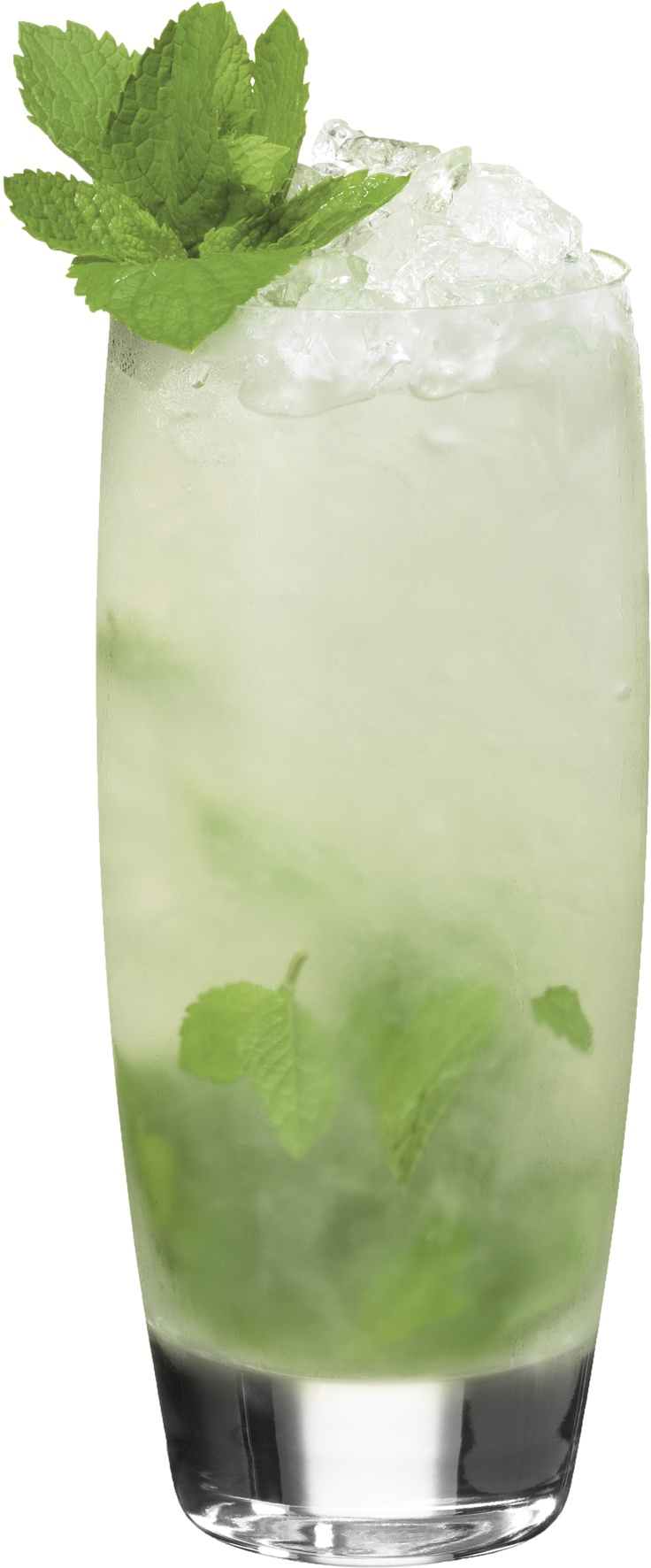 The Classic Mojito. Just mint, lime and sugar for one of the most popular cocktails in the world