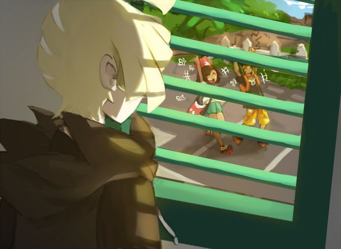 Gladion: Man...now Hau and Moon are crazy for those stupid Malasadas