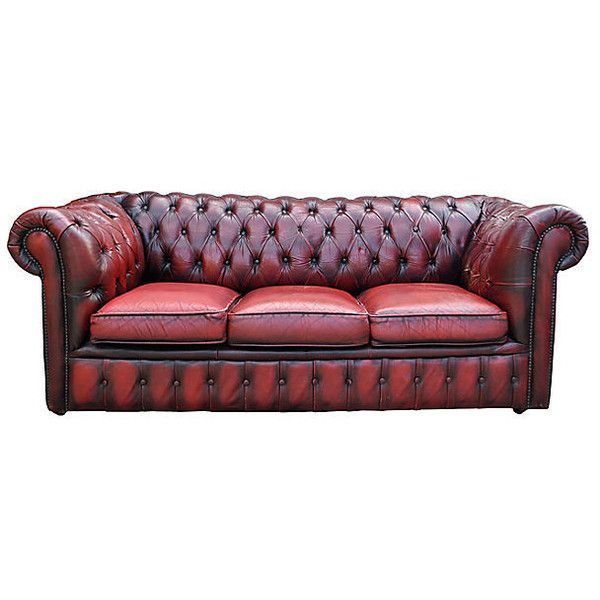 Second Hand Leather Sofas Gosport: Best 25+ Red Leather Sofas Ideas On Pinterest