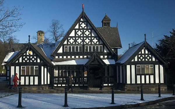 Worsley Court House