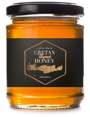 Thyme Honey from Crete. 100% Pure - 100% Natural - 100% Unique. Contact us: info@hellene.gr