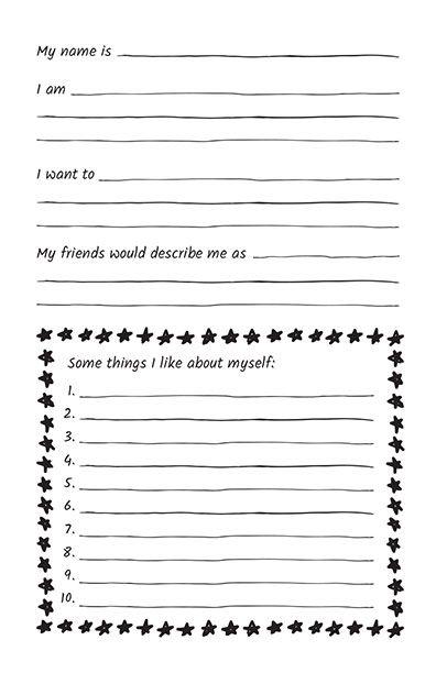 Self Care Zine Tx Ideas Worksheets Pinterest The O