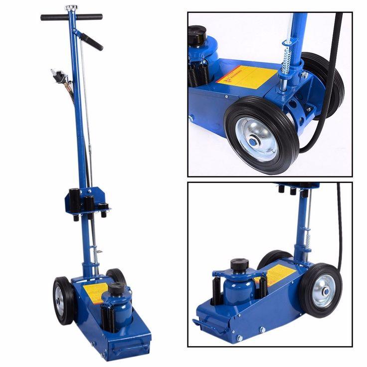 22 Ton Air Hydraulic Floor Jack Hd Truck Lift Jacks