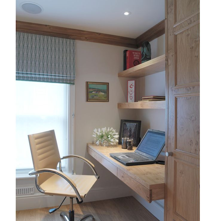 20 Inspiring Home Office Design Ideas For Small Spaces: Best 20+ Small Home Offices Ideas On Pinterest