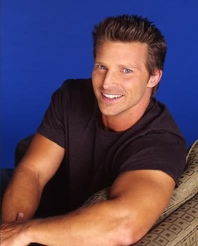 Steve Burton Jason (Quartermain) Morgan - General Hospital