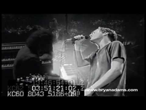 Trust & Believe! Rare, unseen lost film of (Everything I Do) I Do It For You ~ Bryan Adams