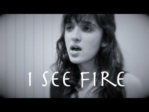 I See Fire (Ed Sheeran) | Cover by Shirley Setia - YouTube
