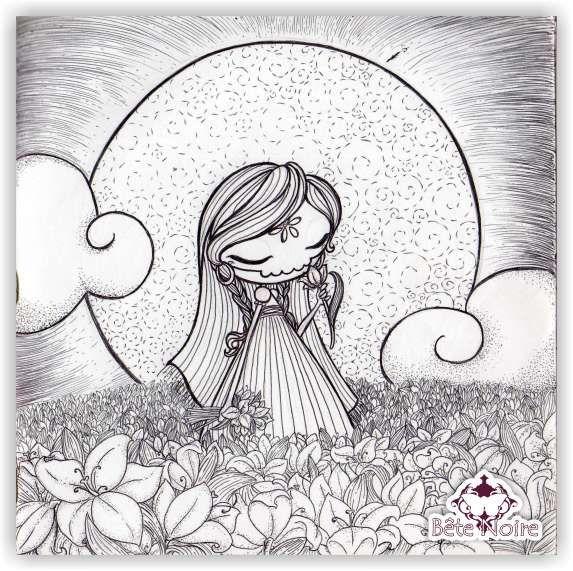 la llorona coloring pages - photo#7