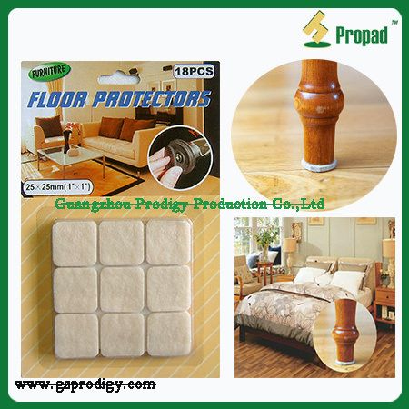 Adhesive Felt Pads, Floor Protector. Put Under The Leg Of The Furniture  Such As