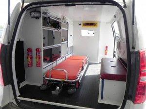Spesifikasi Ambulance Hyundai Starex Mover | Karoseri Ambulance