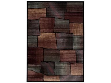 Shop+for+Nourison+Expressions+XP05+9'6''+x+13'6''+Rug,+099446583338,+and+other+Floor+Coverings+Rugs+at+Blockers+Furniture+in+Ocala,+FL.+This+beautiful+brick-style+pattern+melds+moody+hues+of+brown,+teal,+violet,+green+and+cream+for+a+dreamy+modern+art+effect.+Its+distinctive+black+border+lends+a+subtle+yet+defining+contrast.
